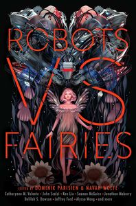 [Robots Vs Fairies (Hardcover) (Product Image)]