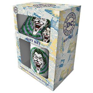 [DC: Joker: Mug, Coaster & Keychain Set: Hahaha (Product Image)]