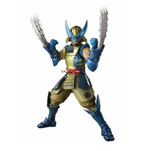 [Marvel: Meisho Manga Realization Muhomono Action Figure: Wolverine (Product Image)]