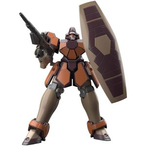[Gundam HGAC: Model Figure: Maganac 1/144 (Product Image)]