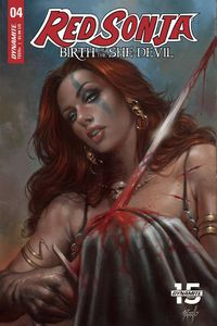 [Red Sonja: Birth Of The She Devil #4 (Cover A Parrillo) (Product Image)]