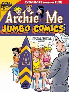 [Archie & Me: Jumbo Comics Digest #20 (Product Image)]