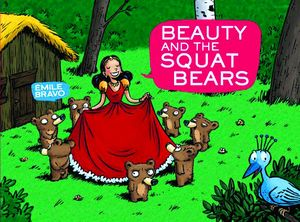 [Beauty And The Squat Bears (Hardcover) (Product Image)]