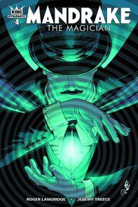 [King: Mandrake Magician #4 (Product Image)]