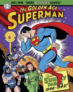 [Superman: Golden Age Sundays: 1946-1949 (Hardcover) (Product Image)]
