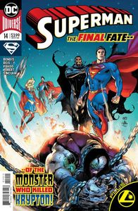 [Superman #14 (YOTV Dark Gifts) (Product Image)]