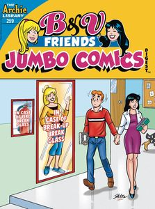 [Betty & Veronica: Friends: Jumbo Comics Digest #259 (Product Image)]