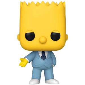 [Simpsons: Pop! Vinyl Figure: Mafia Bart (Product Image)]