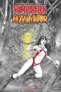 [Vampirella Vs Reanimator #1 (Cover C Shepherd) (Product Image)]