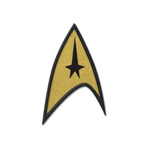 [Star Trek: The Original Series: Command Patch (Product Image)]