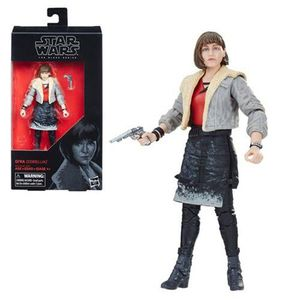 [Solo: A Star Wars Story: Black Series Action Figure: Q'ira Corellia (Product Image)]