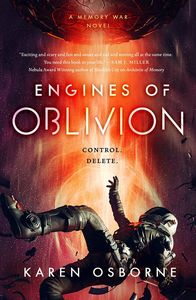 [Memory War: Book 2: Engines Of Oblivion (Product Image)]