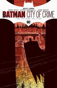[Batman: City Of Crime (Deluxe Edition Hardcover) (Product Image)]