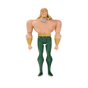 [DC: Justice League Animated: Action Figure: Aquaman (Product Image)]