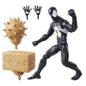 [Amazing Spider-Man Legends: Wave 7 Action Figure: Symbiote Spider-Man (Product Image)]