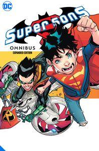 [Super Sons: Omnibus (Hardcover) (Product Image)]