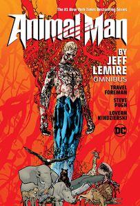 [Animal Man: By Jeff Lemire: Omnibus (Hardcover) (Product Image)]