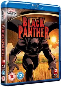 [Black Panther (Blu-Ray) (Product Image)]