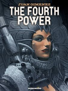 [The Fourth Power (Hardcover) (Product Image)]