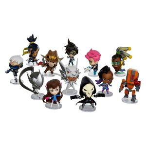 [Overwatch: Deluxe Cute But Deadly Vinyl Figures: Series 3 (Product Image)]