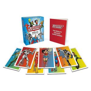 [Justice League: Morphing Magnet Set (Product Image)]