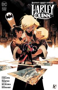 [Batman: White Knight Presents Harley Quinn #1 (M Scalera) (Product Image)]