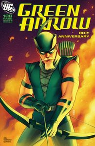 [Green Arrow: 80th Anniversary: 100-Page Super Spectacular #1 (2000's Jen Bartel Variant) (Product Image)]