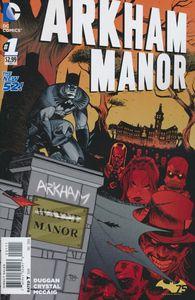 [Arkham Manor #1 (Product Image)]