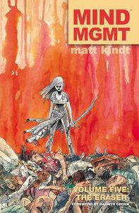 [Mind MGMT: Volume 5: The Eraser (Hardcover) (Product Image)]