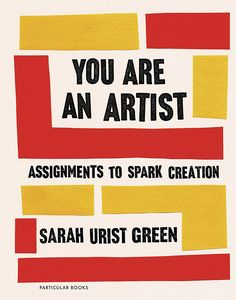 [You Are An Artist (Hardcover) (Product Image)]
