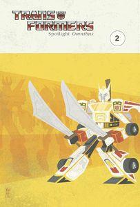 [Transformers: Spotlight Omnibus: Volume 2 (Product Image)]