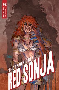 [Invincible Red Sonja #2 (Cover A Conner) (Product Image)]