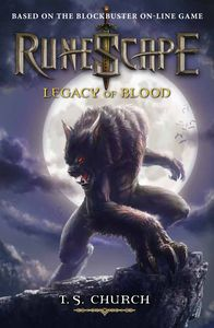 [Runescape: Book 3: Legacy Of Blood (Product Image)]