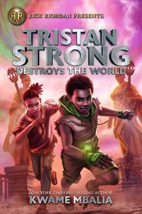 [Tristan Strong Destroys The World (Hardcover) (Product Image)]