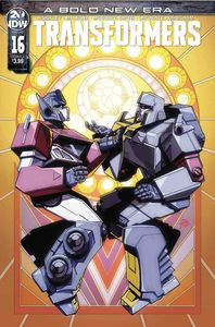 [Transformers #16 (Cover A Howell) (Product Image)]