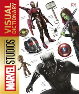 [Marvel Studios: Visual Dictionary (Hardcover) (Product Image)]