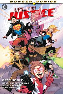 [Young Justice: Volume 1: Gemworld (Hardcover) (Product Image)]
