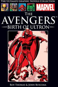 [Marvel: Graphic Novel Collection: Volume 64: Avengers: Birth of Ultron (Product Image)]