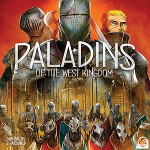 [Paladins Of The West Kingdom: Board Game (Product Image)]