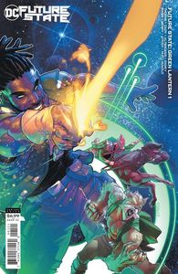 [Future State: Green Lantern #1 (Jamal Campbell Card Stock Variant) (Product Image)]