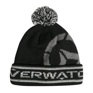 [Overwatch: Pom Beanie: Covert (Product Image)]