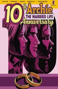 [Archie: Married Life: 10 Years Later #1 (Cover C Francavilla) (Product Image)]