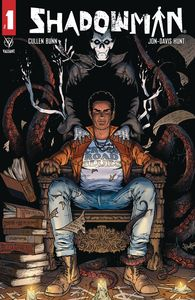 [Shadowman (2020) #1 (Cover A Davis-Hunt) (Product Image)]