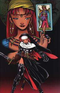 [Warrior Nun #1 (Scorpio Rose Commemorative Variant) (Product Image)]