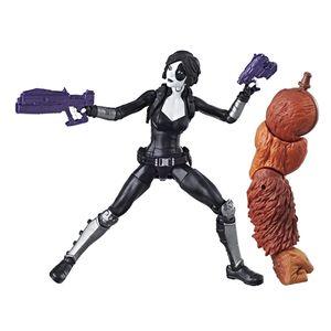 [Deadpool: Marvel Legends Action Figure: Domino (Product Image)]
