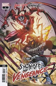 [Absolute Carnage: Symbiote Of Vengeance #1 (2nd Printing Variant) (Product Image)]