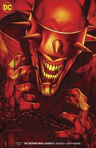 [Batman Who Laughs #6 (Variant Edition) (Product Image)]