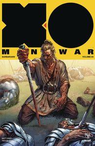[X-O Manowar (2017): Volume 5: Barbarians (Product Image)]