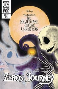 [The Nightmare Before Christmas: Zeros Journey #1 (Cover B) (Product Image)]