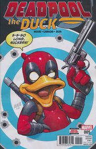 [Deadpool The Duck #5 (Product Image)]